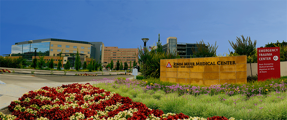 John Muir Medical Center Walnut Creek Emergency Room